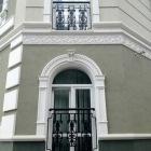 кованый балкон 12в