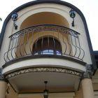 кованый балкон 8