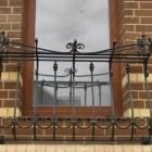 кованый балкон 10