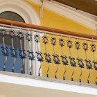 кованый балкон 15