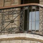 кованый балкон 13