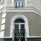 кованый балкон 12а