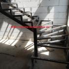 металлическая лестница 4