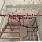 металлическая лестница 7в
