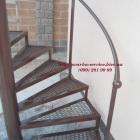 металлическая лестница 37б