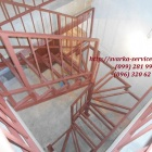 металлическая лестница 13