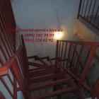 металлическая лестница 39в