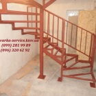 металлическая лестница 39г