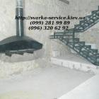 металлическая лестница 15