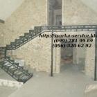 металлическая лестница 15б