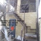 металлическая лестница 16а