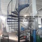 металлическая лестница 17а