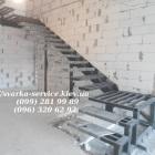 металлическая лестница 22в