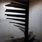 металлическая лестница 2