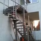 металлическая лестница 38а