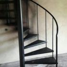 металлическая лестница 40а