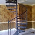 перила для лестницы киев 29