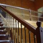 перила для лестницы киев 7
