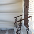 перила для лестницы киев 34