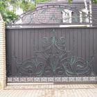 кованые ворота 7