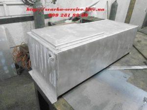 Изготовление алюминиевых баков