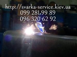 услуги сварщика Киев