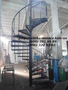 металлический каркас лестницы стоимость
